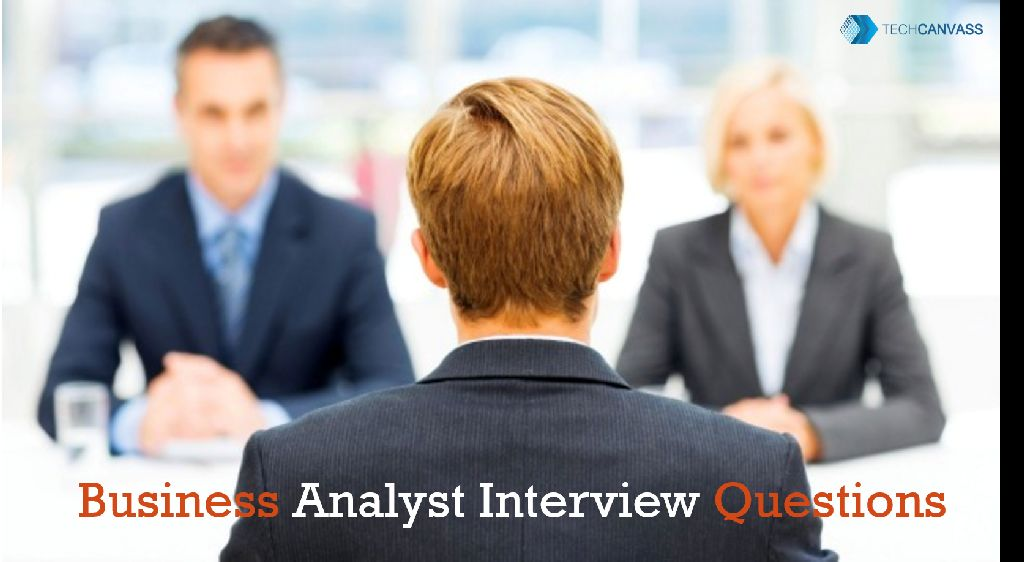 What are some scenario based and logical questions that are asked in a Business Analyst interview?