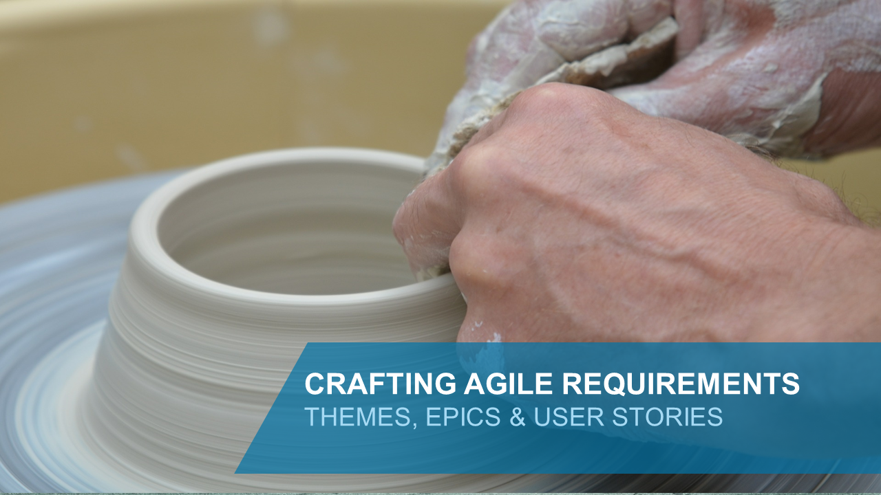 Crafting Agile Requirements