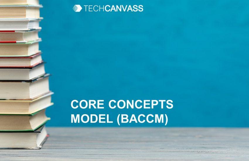 BABOK core concepts model