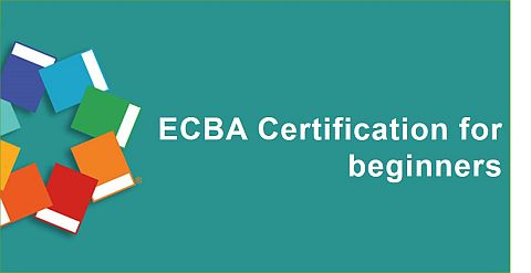Entry level business analyst certification – ECBA