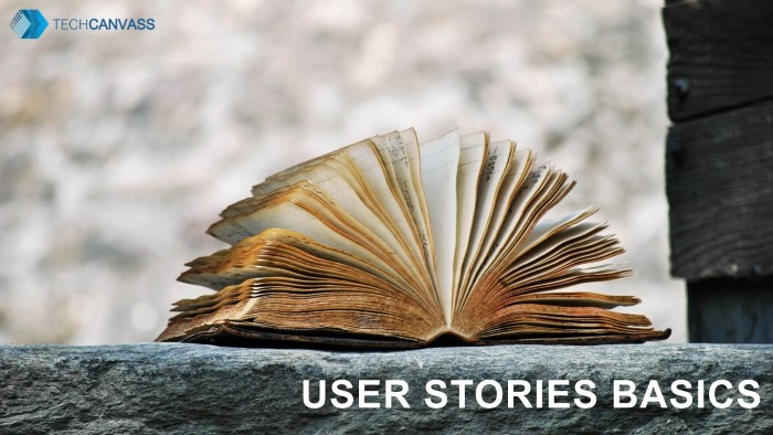 User Stories Basics