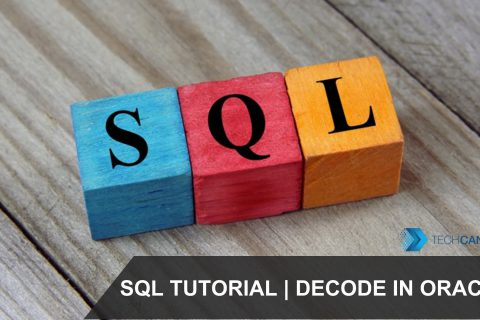 SQL tutorial | DECODE in ORACLE
