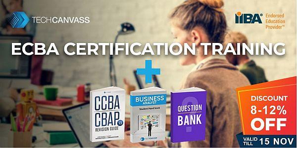 ECBA Certification Training