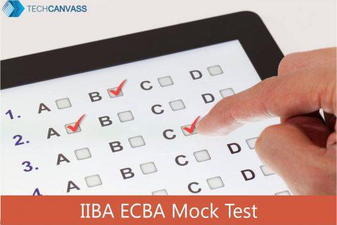 ECBA Mock Test