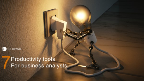 7 productivity tools for business analysts