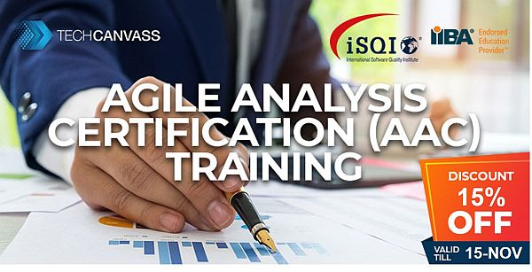 Agile Analysis Certification