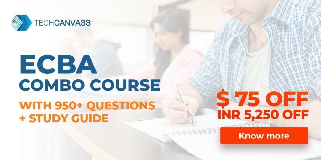 ECBA Certification Combo Course