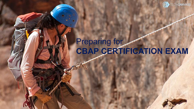 How to prepare for CBAP Exam