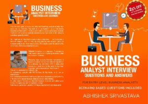 Business Analyst interview questions and answers book