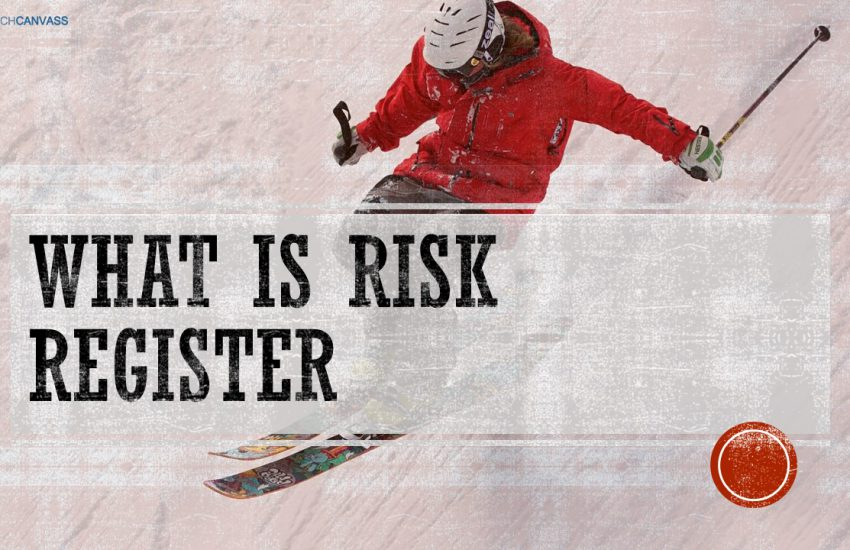 What is Risk register