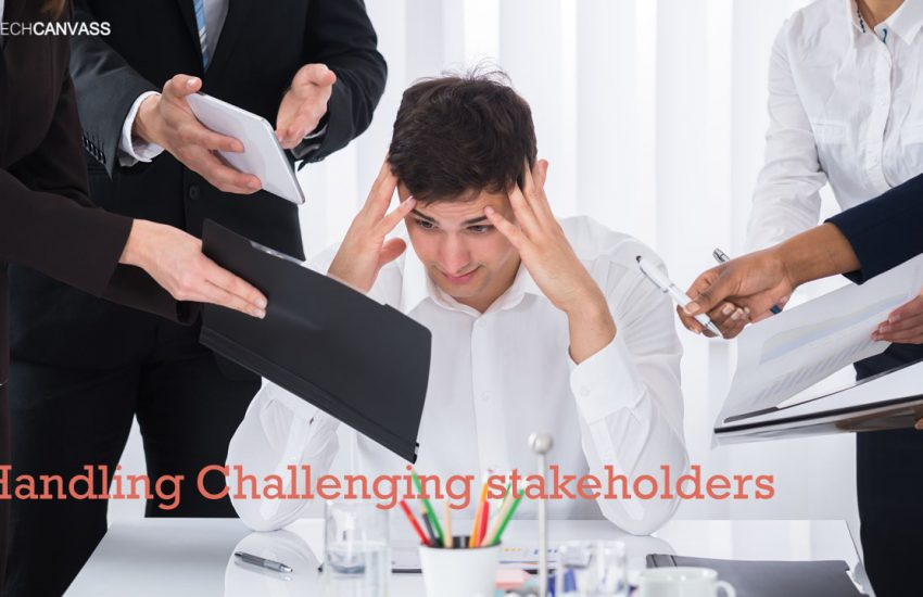 Handling Challenging Stakeholders