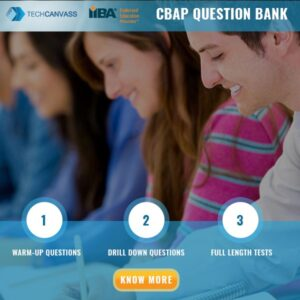 CBAP Question Bank
