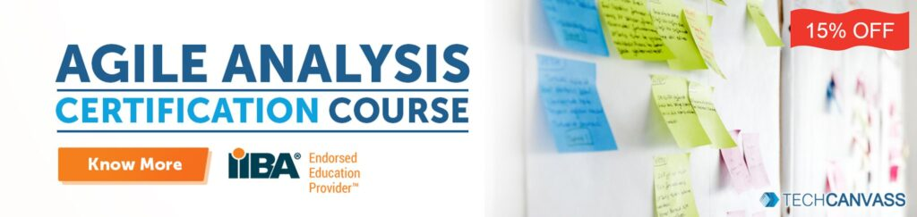 Agile Analysis certification Training