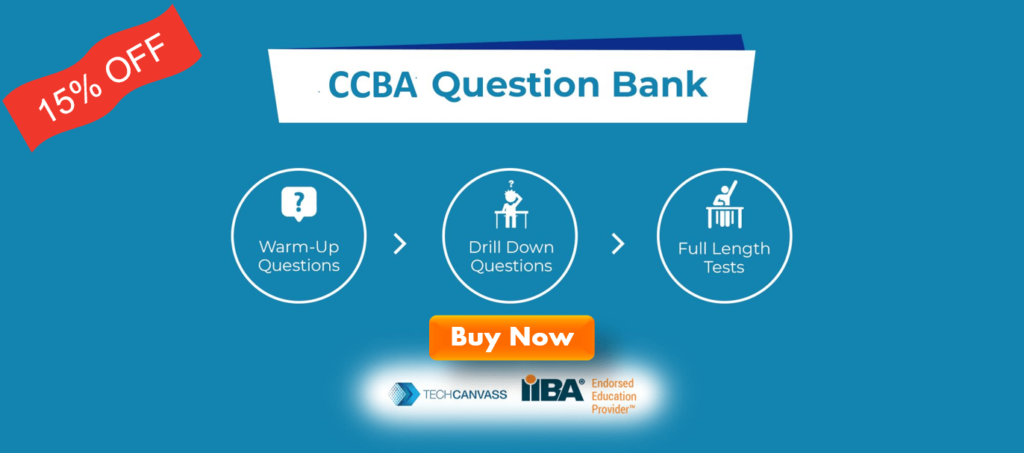 CCBA Question Bank