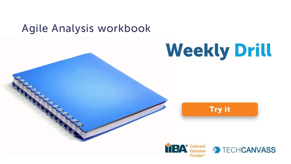 Agile Analysis workbook