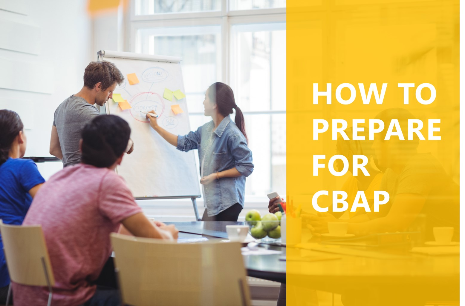 How to prepare for CBAP
