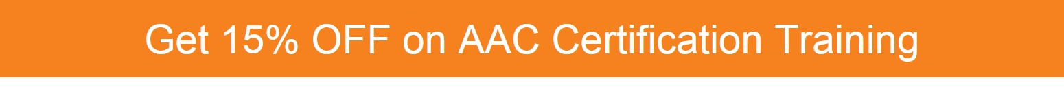 AAC Certification Course