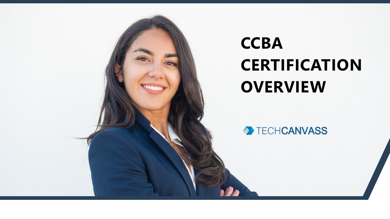 CCBA Certification