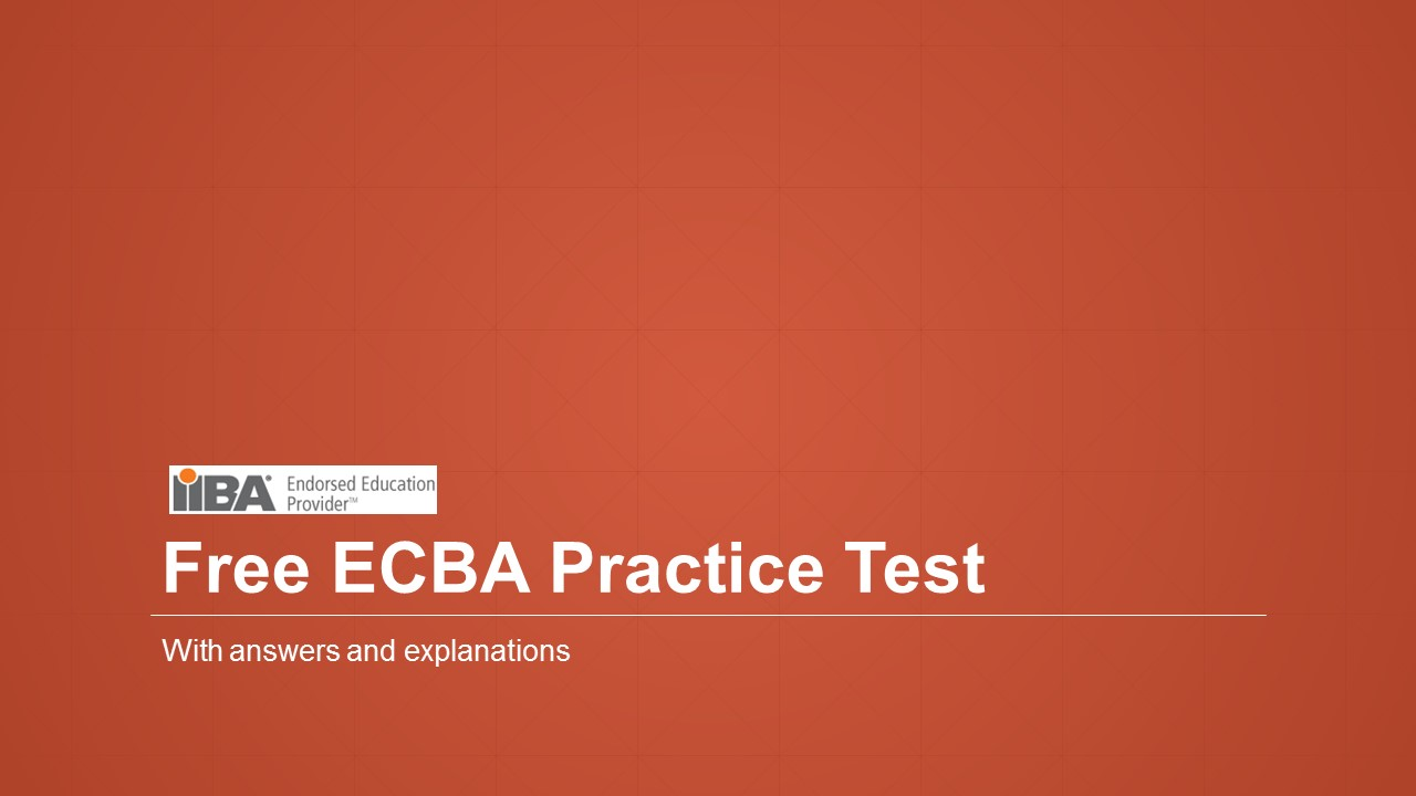 ECBA Question Bank PDF