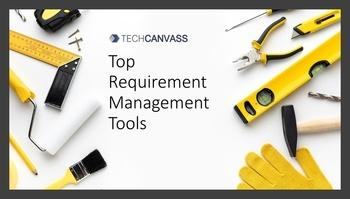 Top Requirement Management Tools