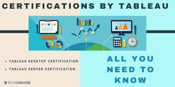 Tableau Overview and Certifications
