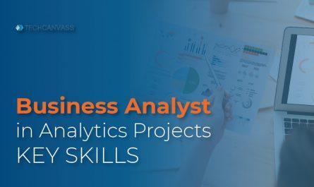 Key skills of Business Analyst