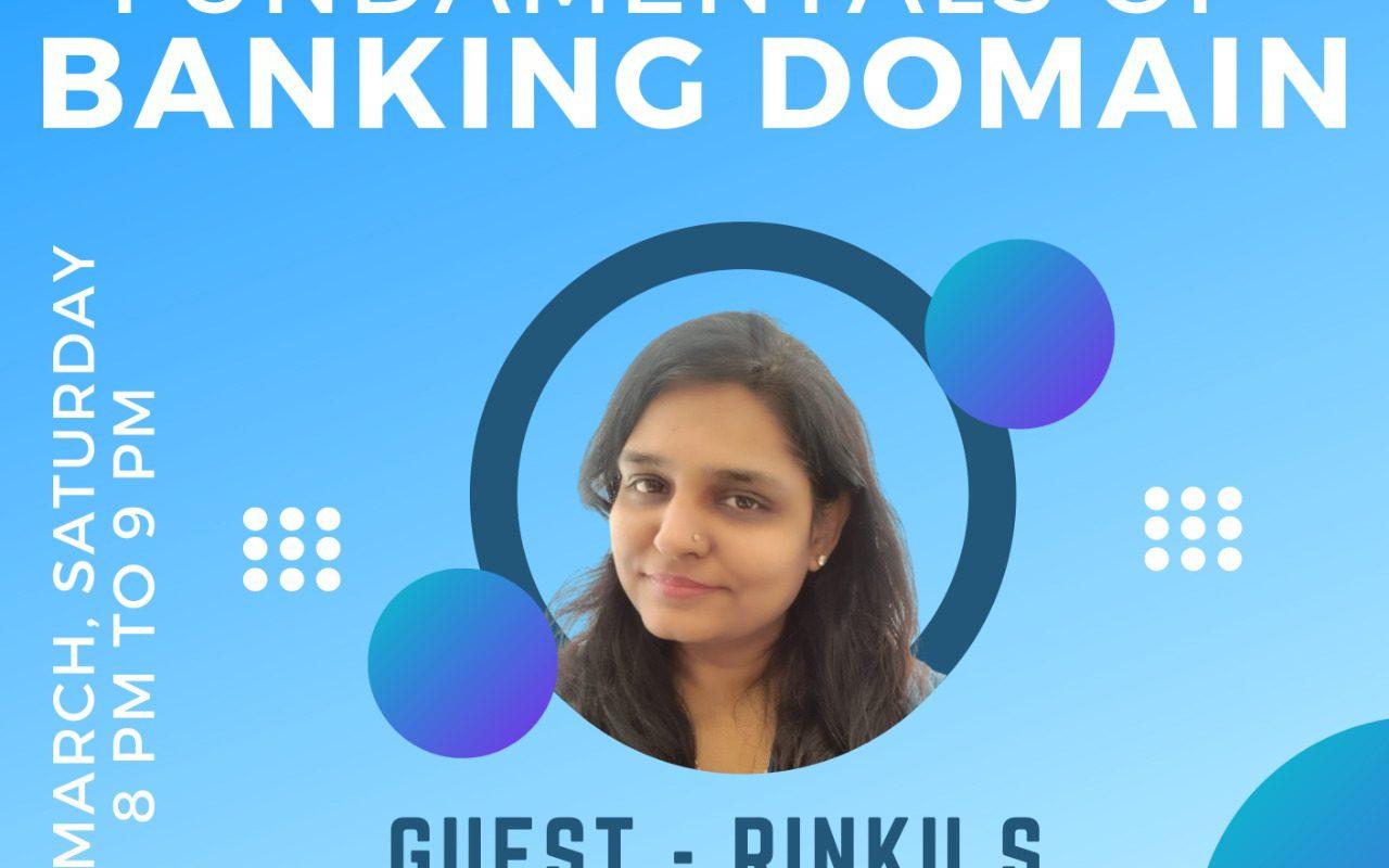 Fundamentals of Banking domain